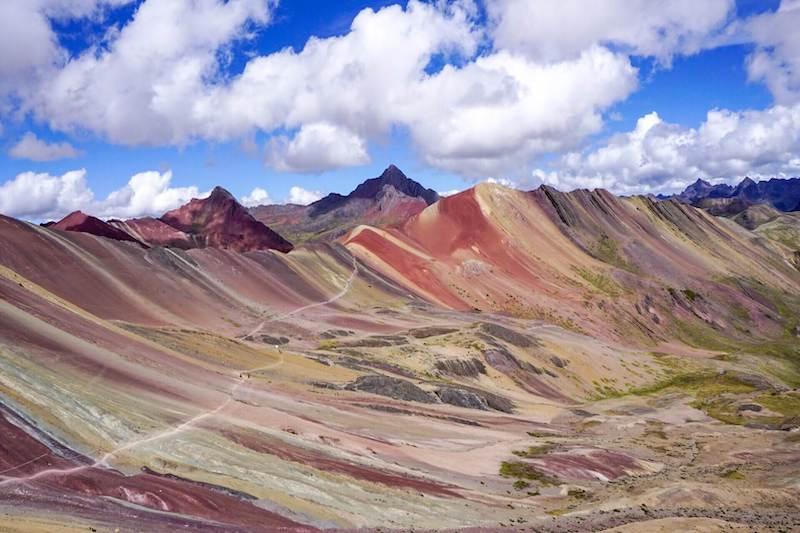 Peru Tours (8 Days), Rainbow Mountain vs. Palccoyo - Alternative Rainbow Mountain Peru