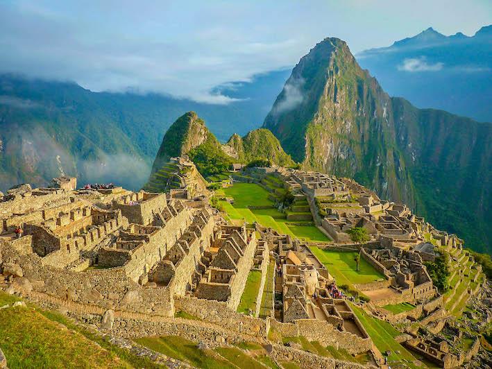 Machu Picchu, Cachicata Trek to Machu Picchu, Huayna Picchu VS Machu Picchu Mountain