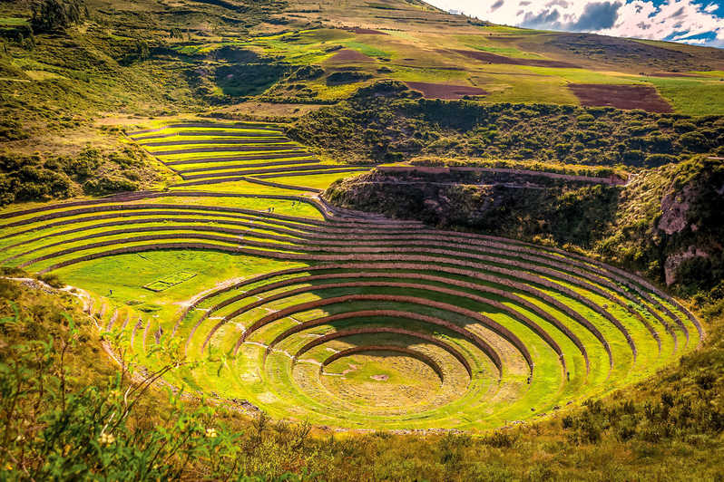 Luxury Peru Tour, Maras Moray Guided Tour