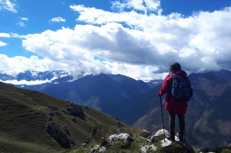 Cachicata Trek to Machu Picchu, Cachicata Trail - Inca Quarry Trek