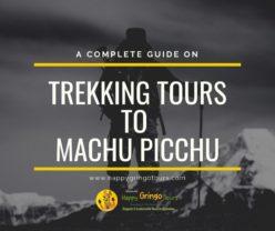 Trekking tours to Machu Picchu