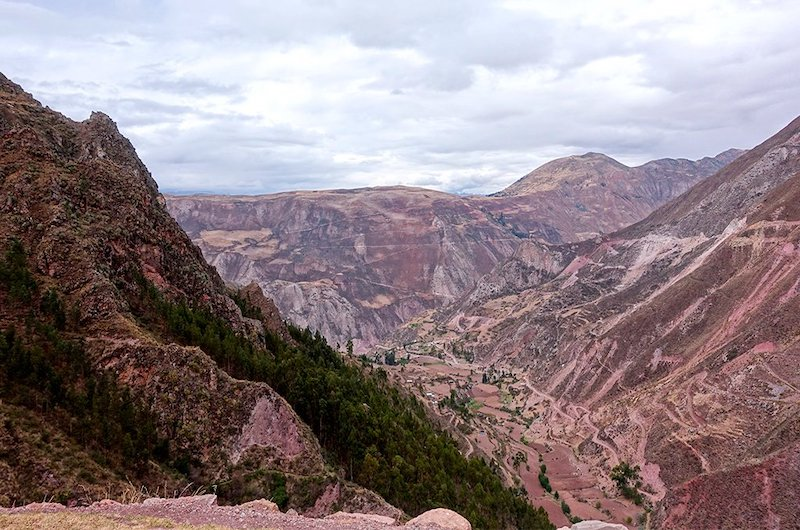 Cachicata Trail - Inca Quarry Trek, Cachicata Trek to Machu Picchu