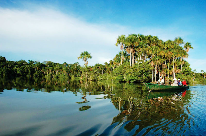 Madre De Dios River, Tambopata Tour