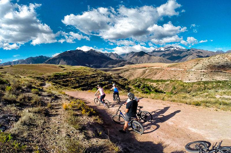 Mountain Bike Tour to Maras Moray