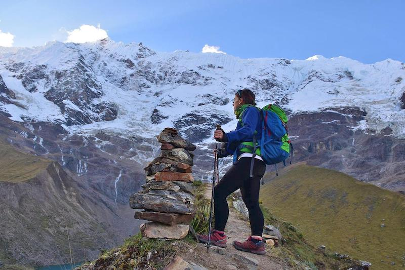 7 day Salkantay and Inca Trail