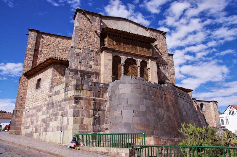 Coricancha Temple of the Sun