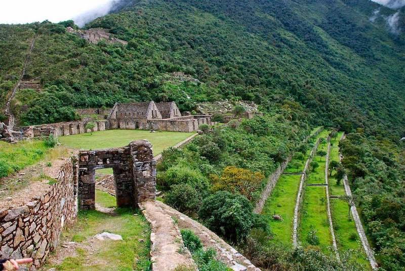 Choquequirao Peru - Choquequirao Trail Peru