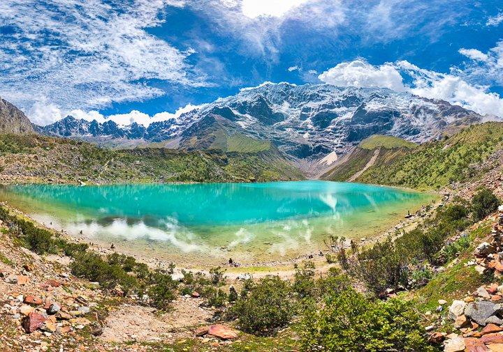 Visiting the Amazing Lake Humantay - Cusco Humantay Lake