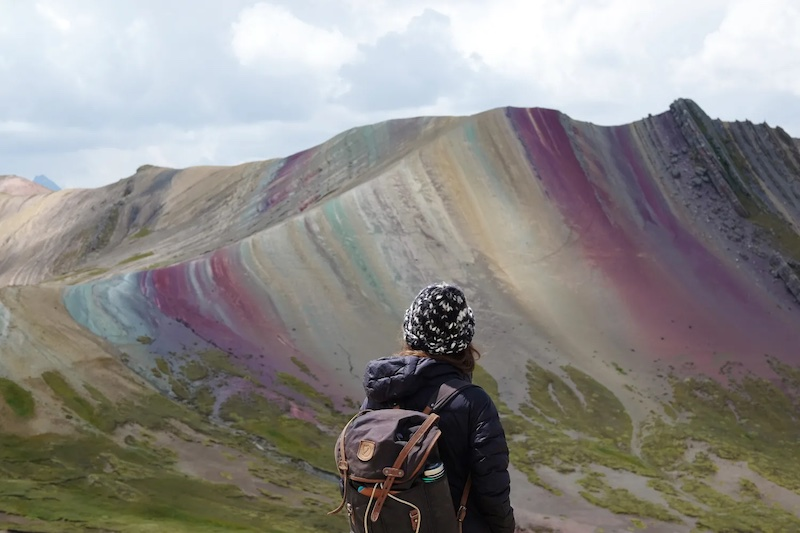 Cusco To Palccoyo Rainbow Mountain- Alternative Rainbow Mountain Peru, The Gringo trail South America