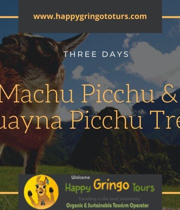 Huayna Picchu Mountain , Huayna Picchu Hike