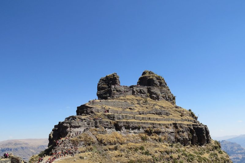 Waqrapukara Acomayo Cusco