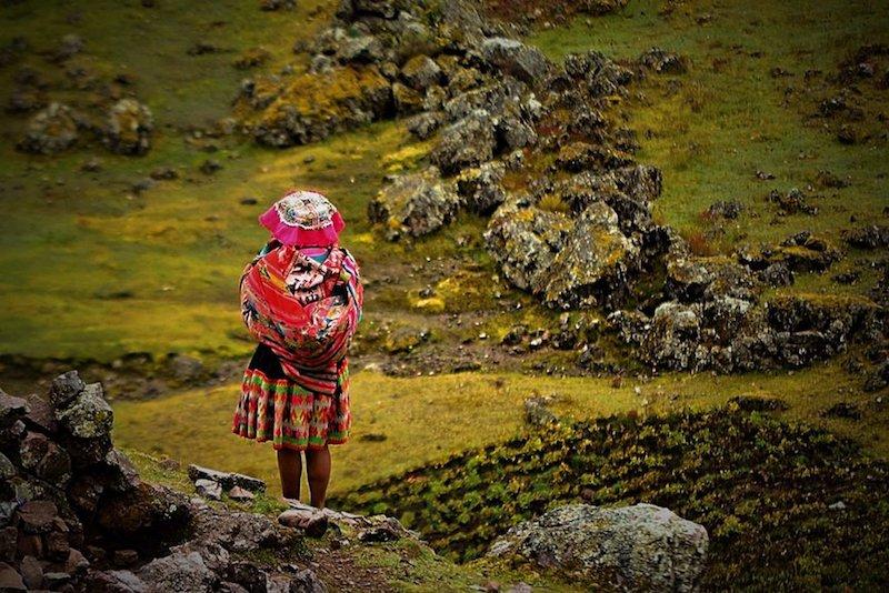Machu Picchu Lares Trek