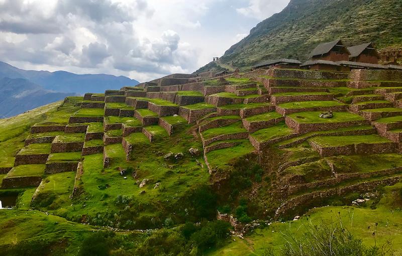 Huchuy Qosqo Peru