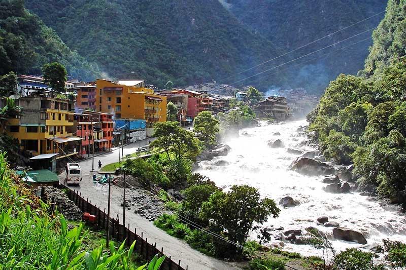 Aguas Calientes Peru