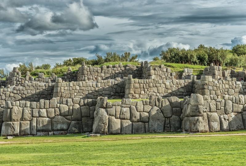 Sacsayhuaman Fortress